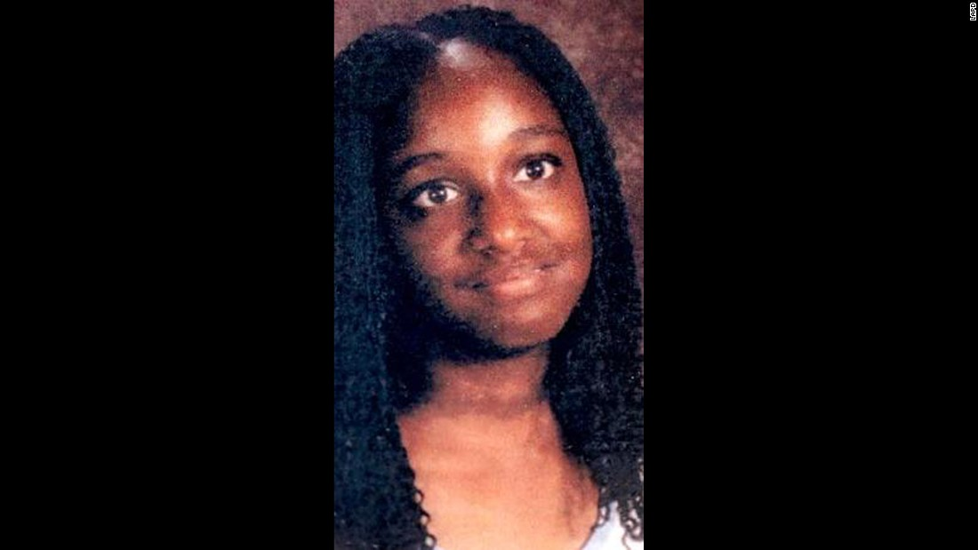 Princess Berthomieux disappeared December 21, 2001. No clues into the 15-year-old's whereabouts came until March 19, 2002, when her body was found in an alley. She was strangled and beaten. DNA on her body matched DNA left on the bodies of the other victims, signaling to police that the killer's 13-year hiatus was over.