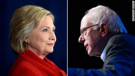 Bernie Sanders, Hillary Clinton nearly even in Nevada
