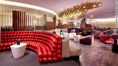 The airport lounge: The new front line in the battle of the airlines