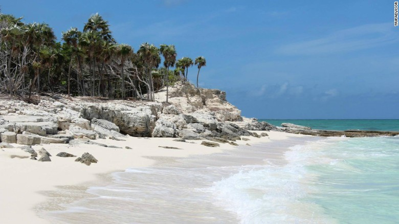 On the north shore of Providenciales, Turks and Caicos, Grace Bay is the world's best beach, according to TripAdvisor.