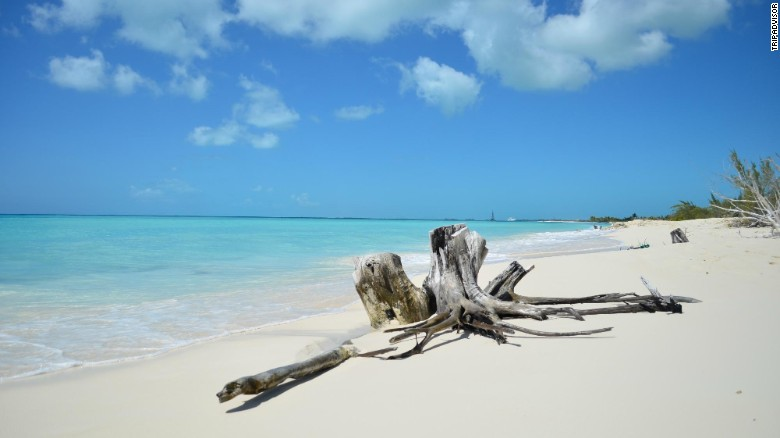 """Cuba's Playa Paraiso in Cayo Largo comes in third on this year's list. """"A dream come true,"""" says one TripAdvisor user."""