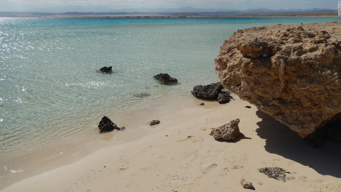 "Lots of coral and marine life make Egypt's Sharm El Luli in Marsa Alam ""exceptionally magical"" according to one of 945 TripAdvisor reviewers to give the beach an ""excellent"" rating."