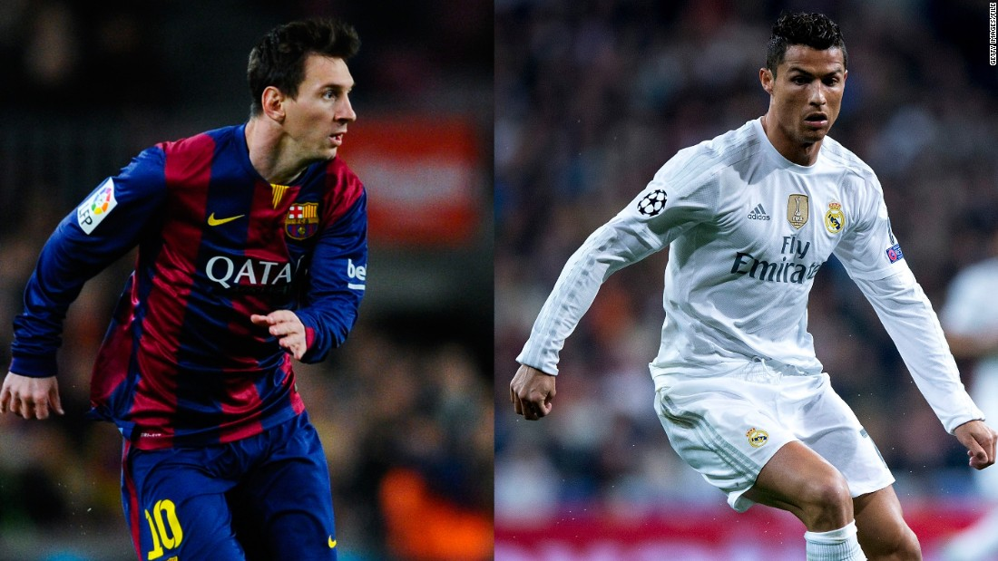 Barcelona's Lionel Messi and Real Madrid star Cristiano Ronaldo are two of the finest footballers ever to have played the game. Could they both end up playing in Major League Soccer before long?