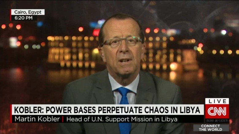 Kobler: Libyan army needed to fight ISIS
