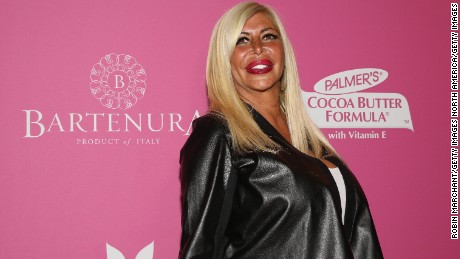 NEW YORK, NY - MAY 13:  TV Personality Angela 'Big Ang' Raiola attend OK! Magazine's So Sexy NYC Event at HAUS Nightclub on May 13, 2015 in New York City.  (Photo by Robin Marchant/Getty Images)