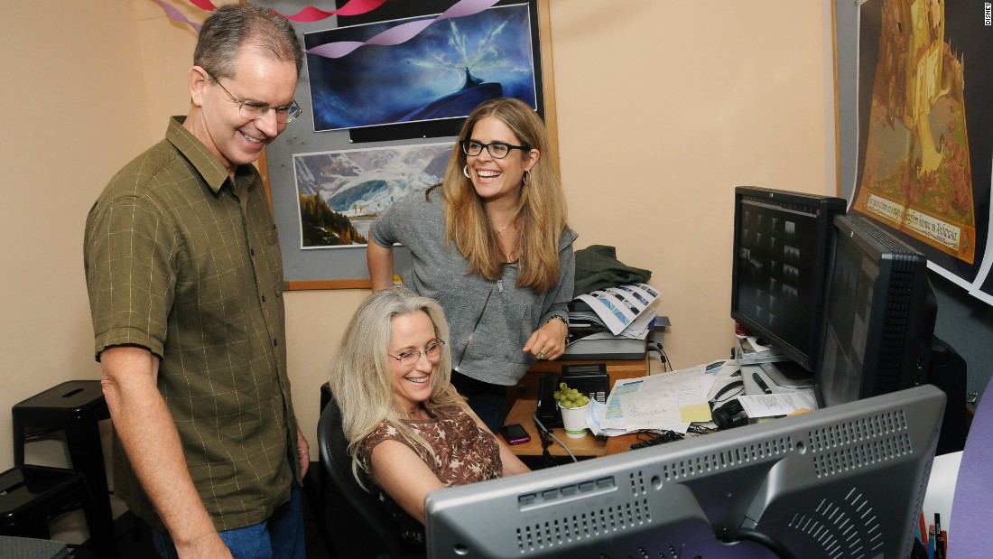 """The directors' branch is still dominated by men, but a number of women have staked their claims to fame, directing some of the top-grossing films in history. Jennifer Lee, right, co-directed """"Frozen"""" (with Chris Buck, left), which became the highest-grossing animated film of all time. It took in over $400 million in the U.S. and nearly $1.3 billion worldwide. """"Frozen"""" went on to win Academy Awards for best animated feature and best original song. Lee will return to write and co-direct a theatrical sequel."""