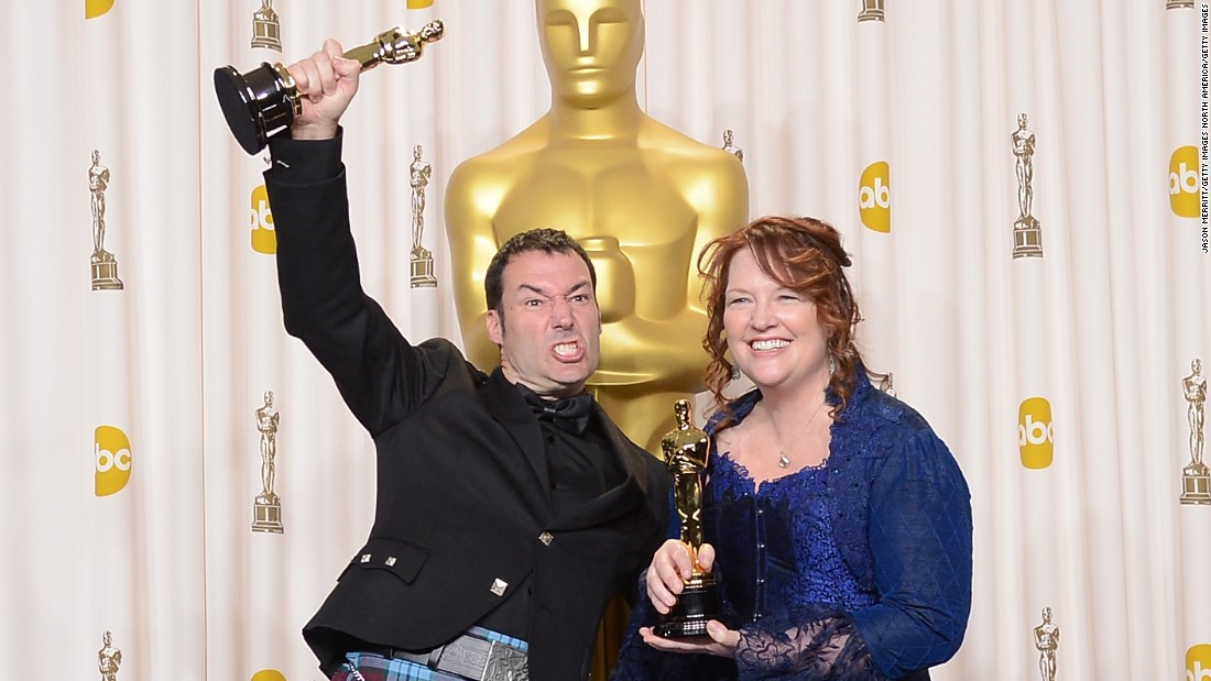 """Brenda Chapman, right, co-directed 2012's """"Brave"""" -- also an Oscar winner -- with Mark Andrews. The animated film, whose story was inspired by Chapman's daughter, was a different take on the traditional princess tale, and it got audiences rushing to the theater, grossing over $237 million domestically. """"I never count on success. I just work damn hard for it,"""" Chapman said. """"I think that female directors are fighting to make more opportunities for themselves, which I hope will make Hollywood provide more opportunities."""""""