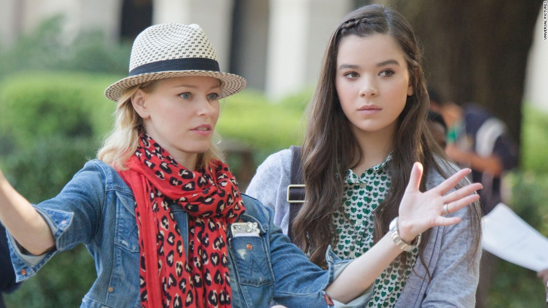 """Elizabeth Banks, left, stole nearly every scene as one of the stars of the hit comedy """"Pitch Perfect."""" But many were surprised when executives announced that the actress would make her feature directorial debut with the 2015 sequel, co-starring Hailee Steinfeld, right. (It helped that she's one of the franchise's producers.) Banks had the last laugh, however, with the sequel grossing over $183 domestically, more than double the original's take. Banks has said she plans on directing the next installment in the musical comedy franchise."""