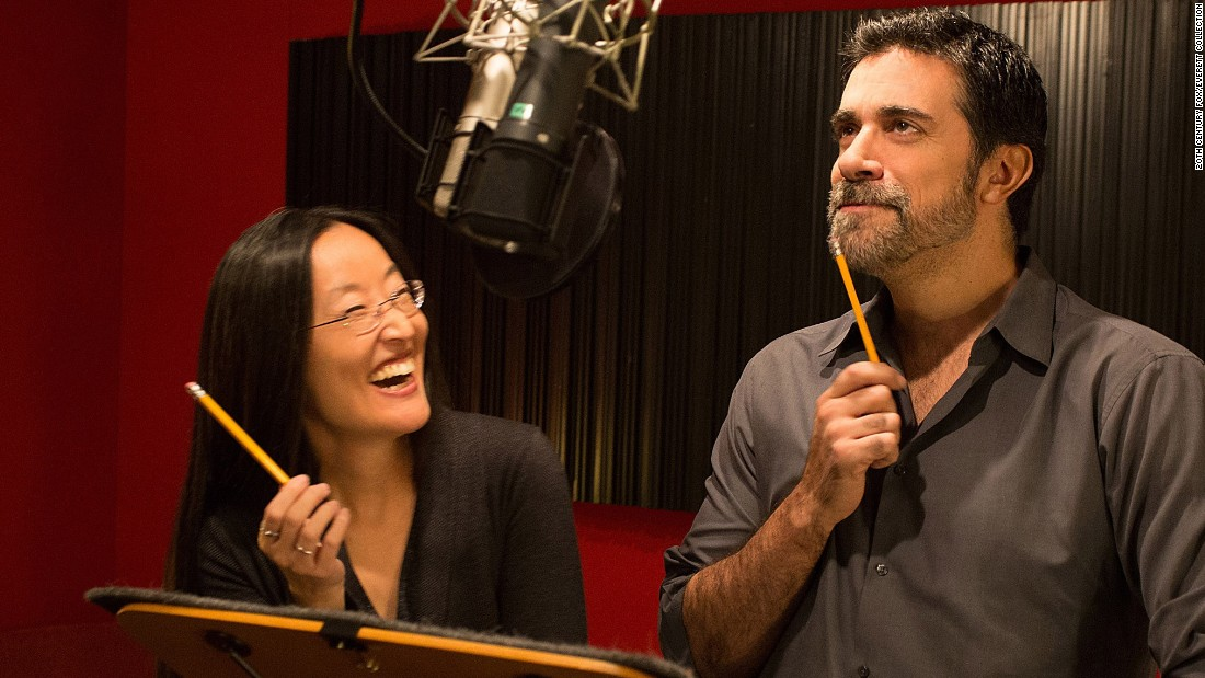 """With """"Kung Fu Panda 2,"""" Jennifer Yuh became the first woman to solely direct an animated feature from a major Hollywood studio. The 2011 sequel took in over $165 million in the U.S. and spawned 2016's """"Kung Fu Panda 3."""" Yuh, shown with """"Panda 3"""" co-director Alessandro Carloni, admits that she doesn't focus on box office numbers and hopes she can inspire young women trying to direct their own projects. """"If you're passionate about it, someone else will be passionate about it,"""" Yuh said."""