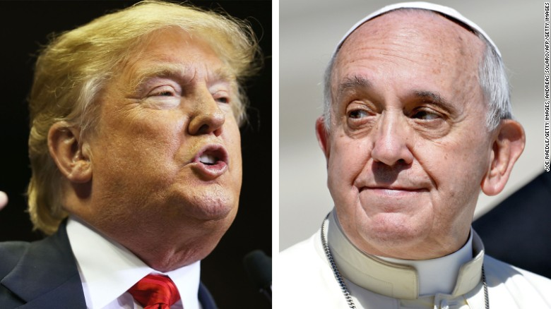 Marco Rubio backs Donald Trump in spat with the Pope
