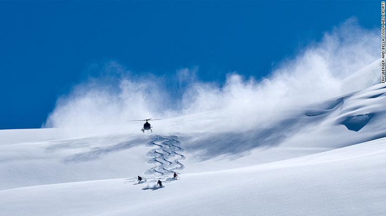 Bella Coola Heli Sports has access to a blade-busting 2.64 million acres of prime Pacific powder.