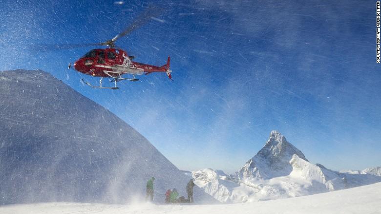 Zermatt is one of Europe's leading winter sports resorts.