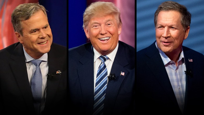 Part 2 of CNN's GOP town hall in 90 seconds