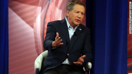 Kasich: Losing parents to drunk driver changed my life