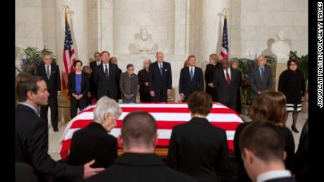 Remembering Justice Antonin Scalia