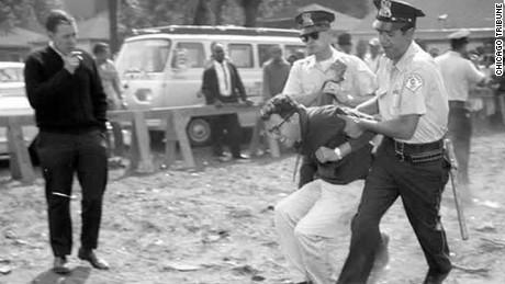 Bernie Sanders civil rights 1963 arrest photo smerconish_00001723