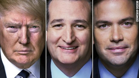 Republican debate: Will Cruz and Rubio attack Trump?