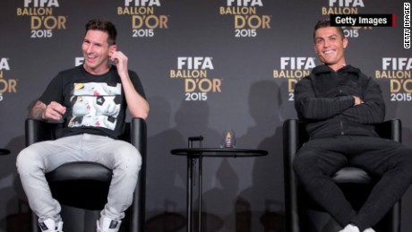 Should Lionel Messi and Christiano Ronaldo head to MLS?