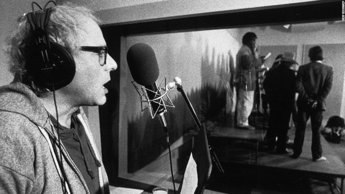 "In 1987, Sanders and a group of Vermont musicians recorded a spoken-word folk album. ""We Shall Overcome"" was first released as a cassette that sold about 600 copies. When Sanders entered the presidential race in 2015, <a href=""http://money.cnn.com/2016/02/05/media/bernie-sanders-folk-album-we-shall-overcome/"" target=""_blank"">the album surged in online sales.</a> But at a CNN town hall, Sanders said, ""It's the worst album ever recorded."""
