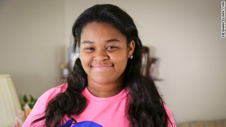 CNN Young Wonders 2015 - Imani Henry