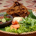 Indonesian food Bebek Goreng 6558 1900px