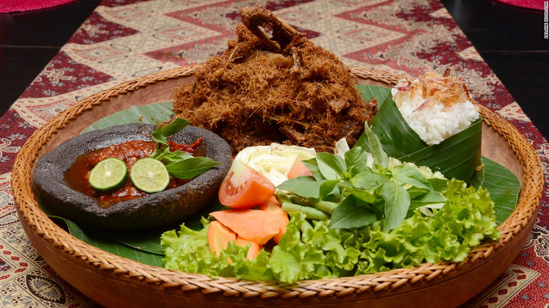 Indonesian food – Flavors of Indonesia