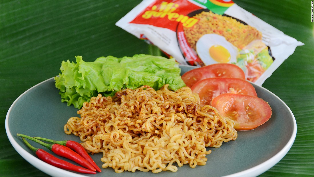 Indomie is the most loved instant noodles in Indonesia. Its popularity has gone beyond the archipelago nation.