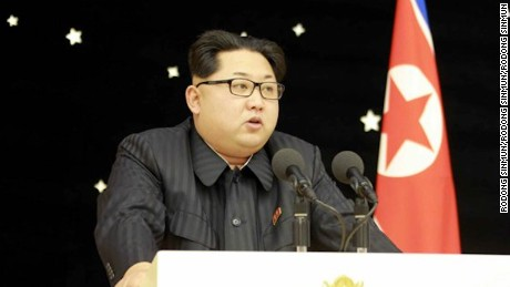 North Korean leader Kim Jong Un attended a welcome banquet on Saturday for scientists, technicians and officials involved in the recent rocket launch, according to state-media.