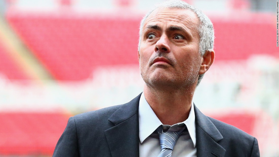 He's reportedly not short of job offers ... and now Syria has entered the race to sign Jose Mourinho.