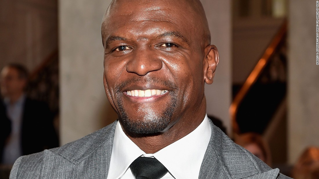 terry crews - photo #2