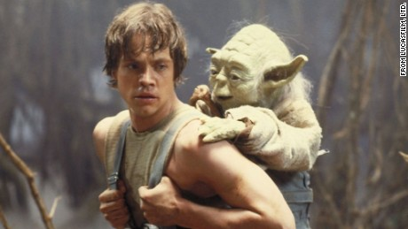 15 July 2010 © 1980 - Lucasfilm, Ltd. Titles: Star Wars: Episode V - The Empire Strikes Back. Names: Mark Hamill. Characters: Yoda, Luke Skywalker. Released 20 JUNE. Still of Mark Hamill in Star Wars: Episode V - The Empire Strikes Back (1980)