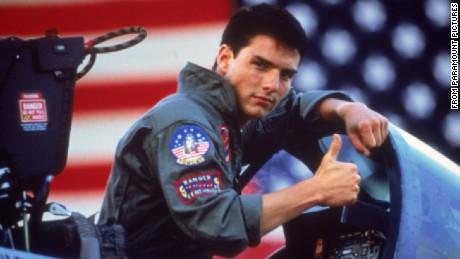 11 June 2014 © 1986 Paramount Pictures. Titles: Top Gun. Released 16 MAY. Top Gun (1986)