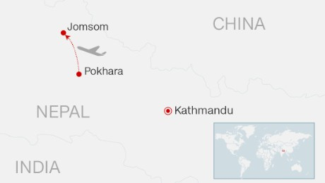 Nepal plane crash: All 23 people on board feared dead