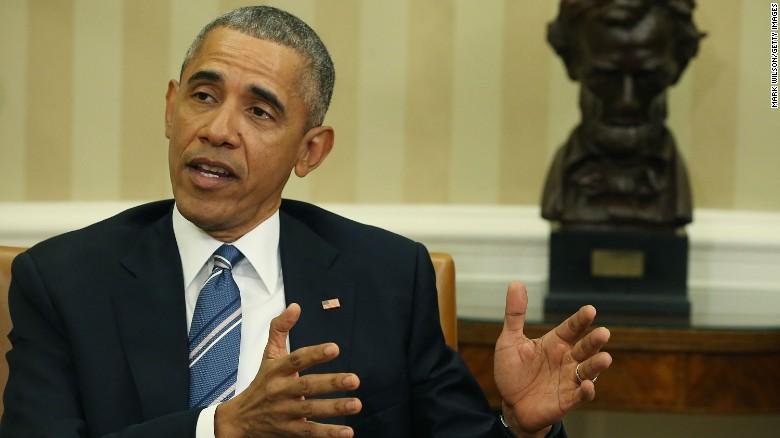 Obama resonds to GOP's plans to block SCOTUS nominee