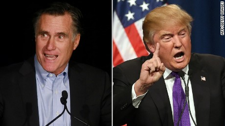 Mitt Romney ends recruiting efforts for an independent candidate