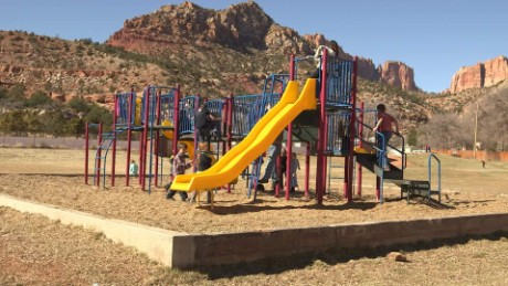 Water Canyon School is the first to open in Short Creek in a dozen years.