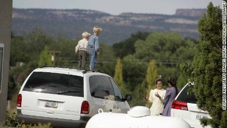 Short Creek is now an eclectic mix of FLDS families and those who have left the fold.