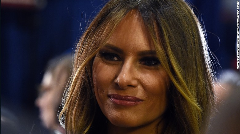 Did Melania Trump follow immigration rules?