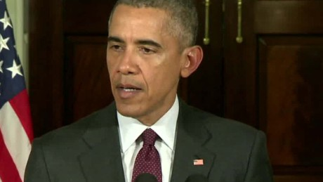 Obama: Syria deal is not a ceasefire with ISIS