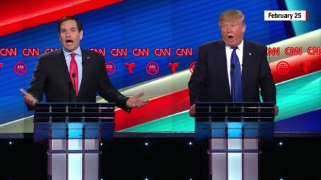 Trump, Rubio, Cruz spar over Trump University