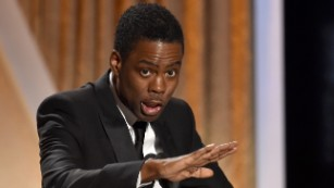 What will Chris Rock say?