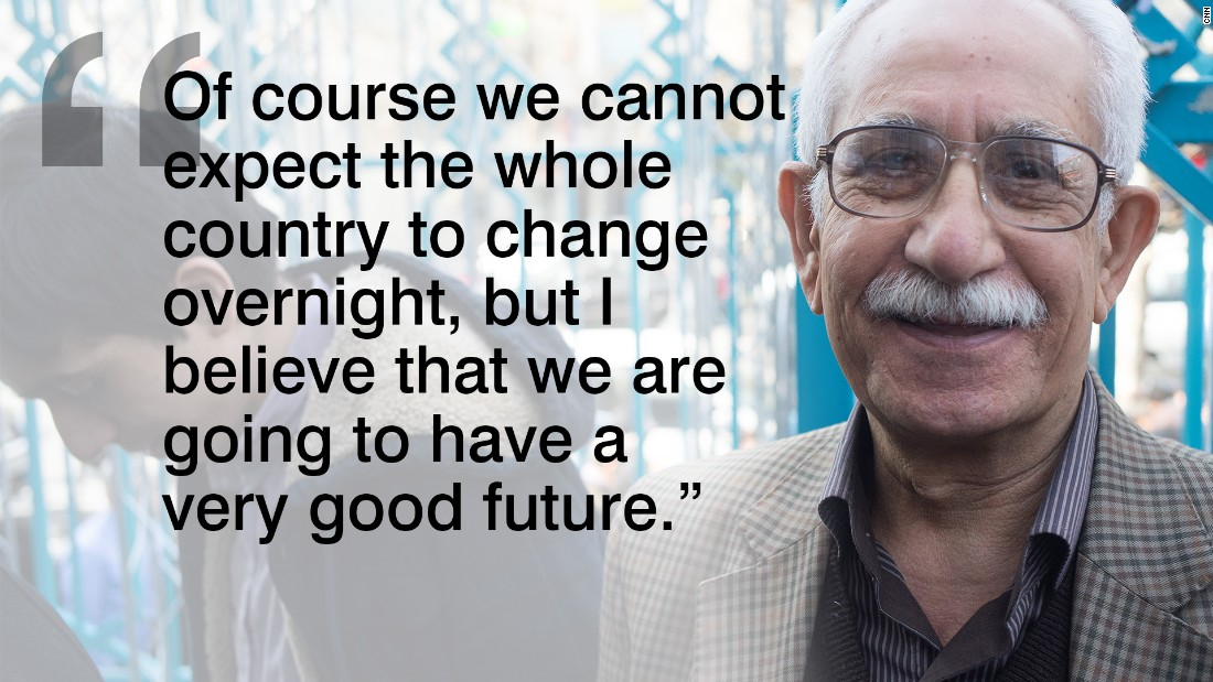 Iranian voters 3