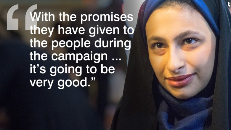 Iranian voters 5