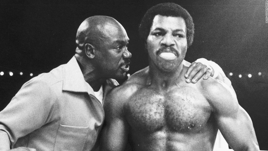 "<a href=""http://www.cnn.com/2016/02/26/entertainment/tony-burton-dies-obit-feat/index.html"" target=""_blank"">Tony Burton</a>, who played trainer Tony ""Duke"" Evers in the ""Rocky"" film franchise, died on February 25. He was 78."