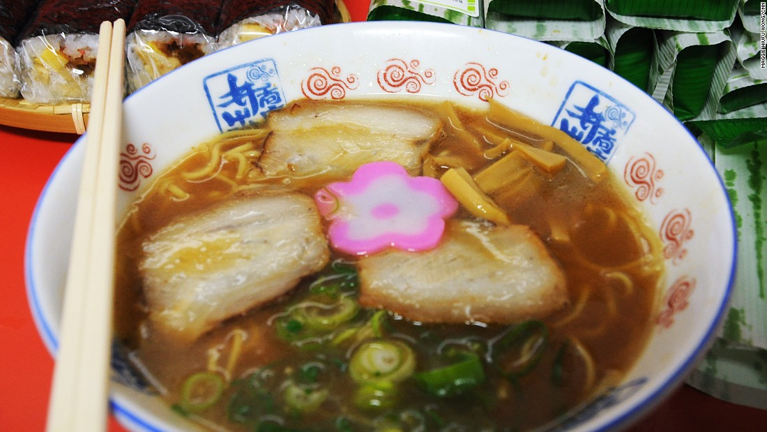 """Ide Shoten has become sacred ground for ramen lovers. Just resist the temptation to call it ramen -- it's known locally as """"chuka soba."""""""