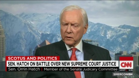 Hatch: SCOTUS process 'too politicized'_00015115.jpg