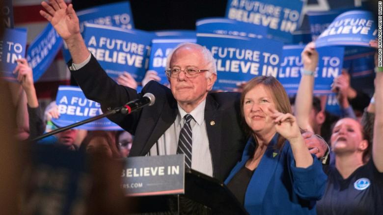 Sanders: My policies aren't 'fantasy'