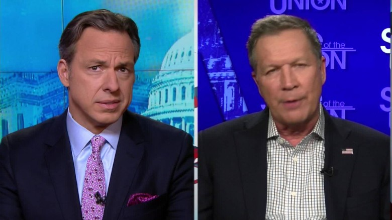 """Kasich: Trump """"probably going to win"""" all Super Tuesday states"""