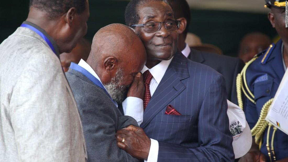 Mugabe celebrates 92nd birthday with lavish party - CNN.com