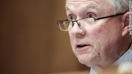 U.S. Sen. Jeff Sessions (R-AL)